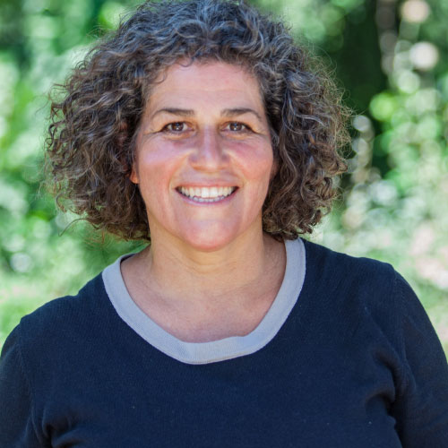 Inez del Prado. Vicepresidenta de la XDESC