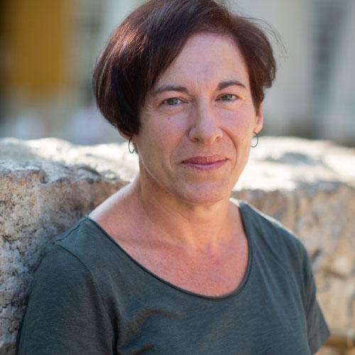 Mª José García. Equip directiu de la XDESC