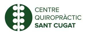 Logo. Centre quiropràctic Sant Cugat